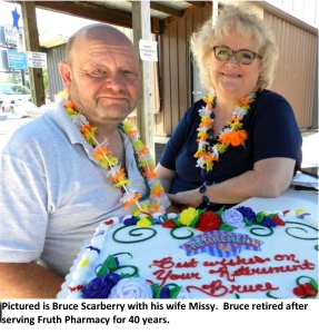 Fruth Pharmacy Says Goodbye to Bruce Scarberry-2
